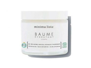 minima[liste] BAUME HYDRATANT CORPS 125 ML